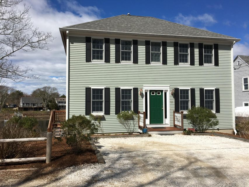 163 Edgewater West Drive, Falmouth, MA 02536
