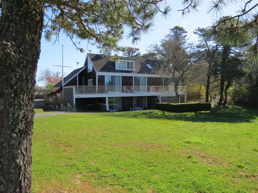 Chatham Real Estate - Cape Cod Waterview , 665 Fox Hill Road, Chatham, MA   Listed at $1,740,000