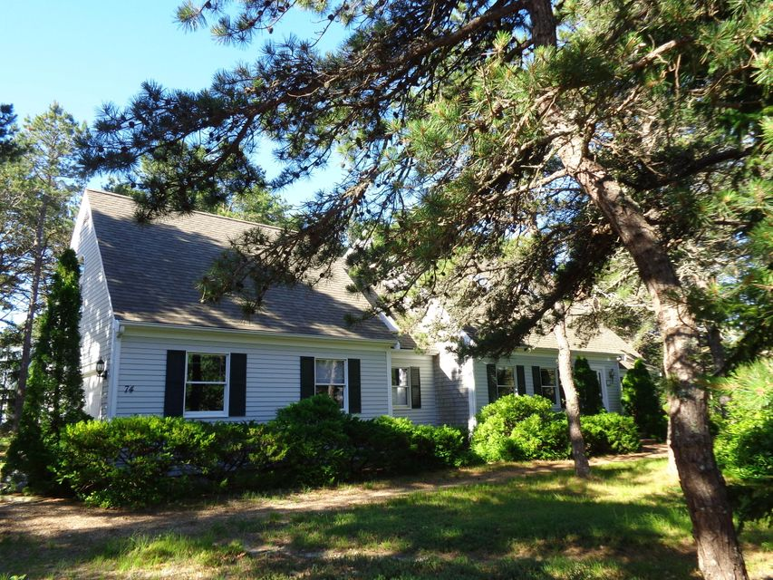 74 Pinewood Circle, Wellfleet, MA 02667