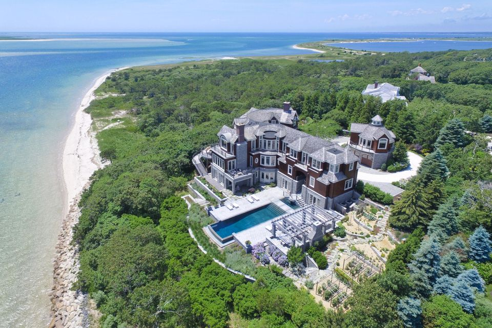 Otro por un Venta en Spectacular Shore Front Estate 97 Tilipi Run Chatham, Massachusetts,02633 Estados Unidos