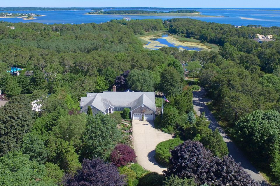 Sistema de aquecimento para Venda às $1,599,000.00 - 45 Bittersweet Lane in North Chatham 45 Bittersweet Lane Chatham, Massachusetts,02650 Estados Unidos
