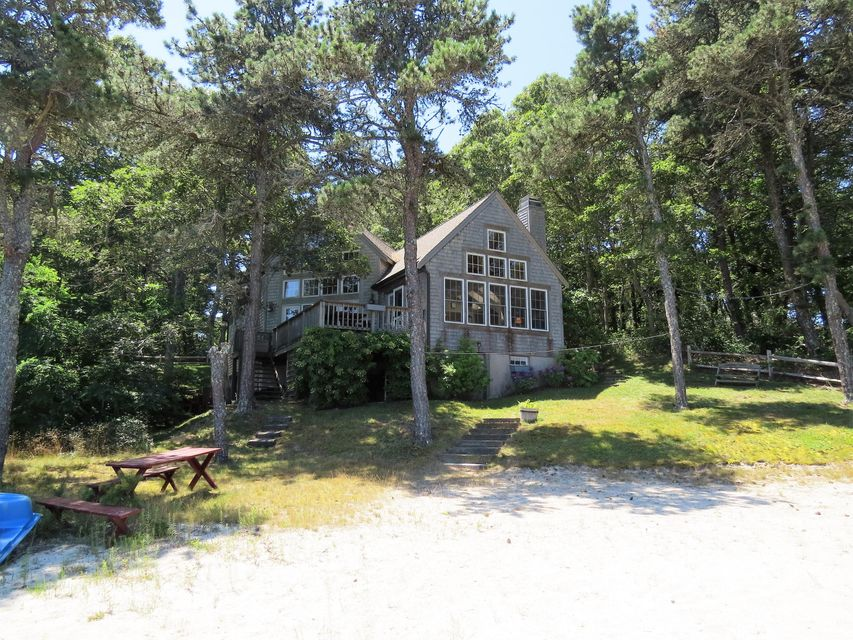 Chatham Real Estate - Cape Cod Antique Waterfront , 1430 Main Street, Chatham, MA   Listed at $795,000