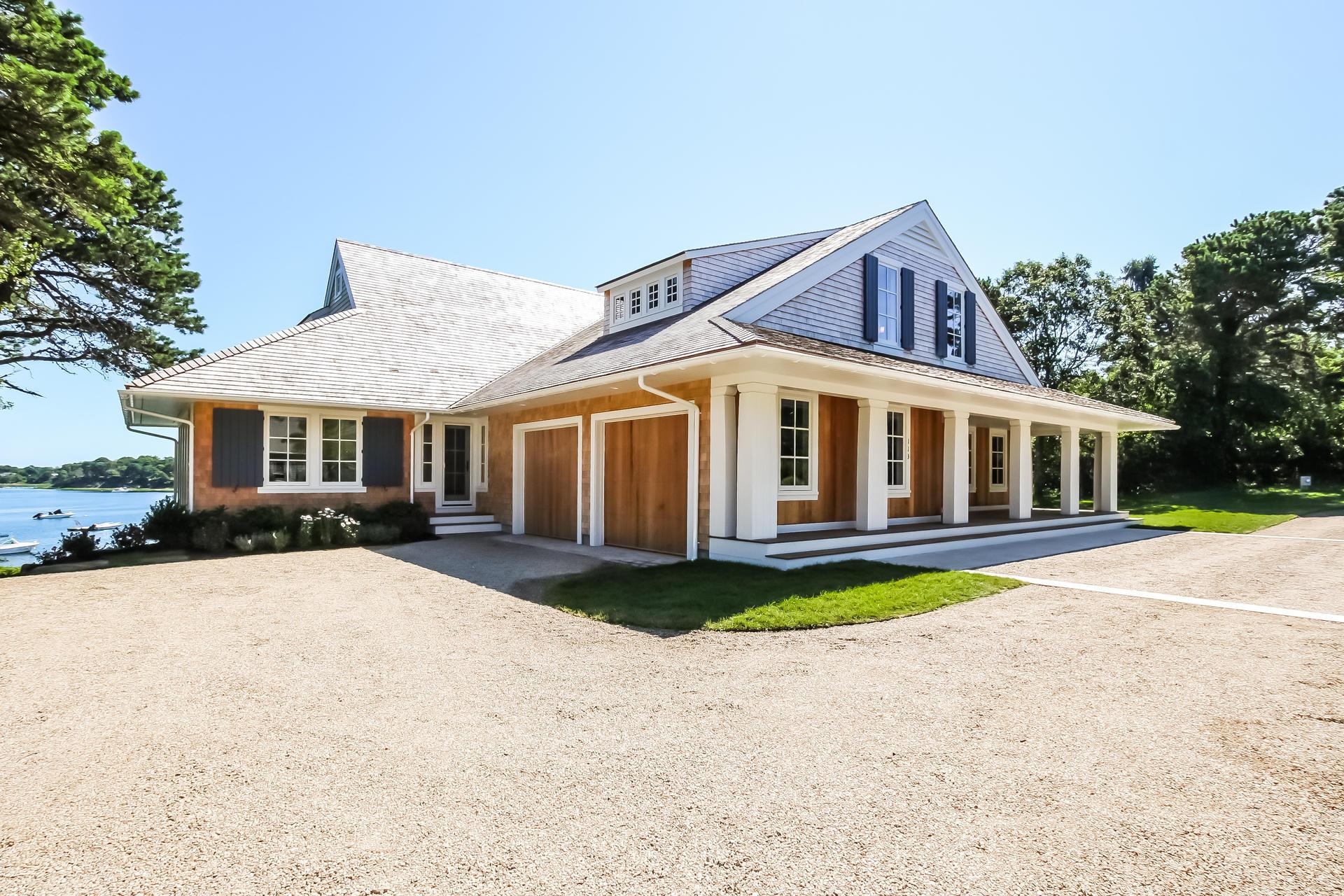 Новая постройка для того Продажа на $5,695,000.00 - 113 Seapine Road in Chatham Chatham, Массачусетс,02633 Соединенные Штаты