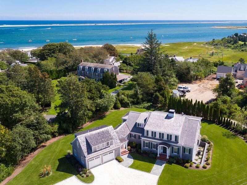 Otro por un Venta en $2,999,900.00 - 66 Scatteree Road in North Chatham 66 Scatteree Road Chatham, Massachusetts,02650 Estados Unidos