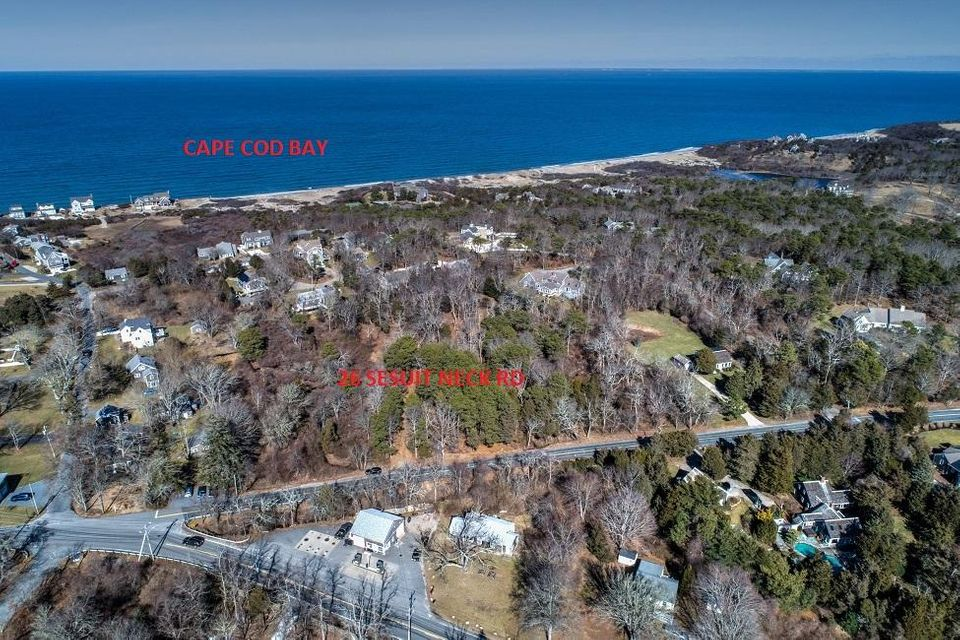 26 Sesuit Neck Road, East Dennis MA, 02641