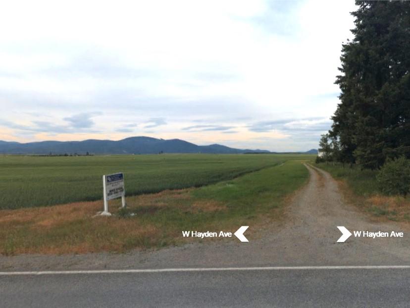 Land for Sale at 4085 W HAYDEN Avenue 4085 W HAYDEN Avenue Hayden, Idaho 83835 United States