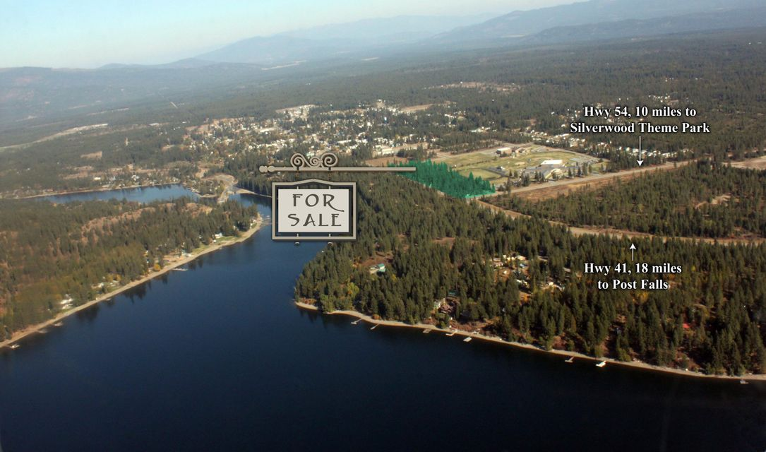 Land for Sale at Highway 41 and 54 Highway 41 and 54 Spirit Lake, Idaho 83869 United States
