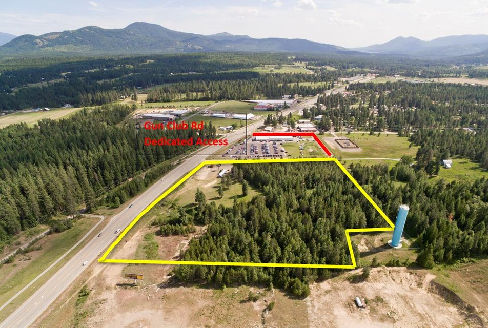 Land for Sale at +/- 14.3 acres NWC Harbison Ln & Hwy 95 +/- 14.3 acres NWC Harbison Ln & Hwy 95 Sagle, Idaho 83860 United States