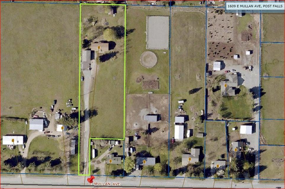 1609 E MULLAN AVE, Post Falls, ID 83854