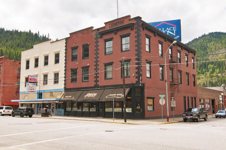 Commercial for Sale at 304 Sixth Street 304 Sixth Street Wallace, Idaho 83873 United States