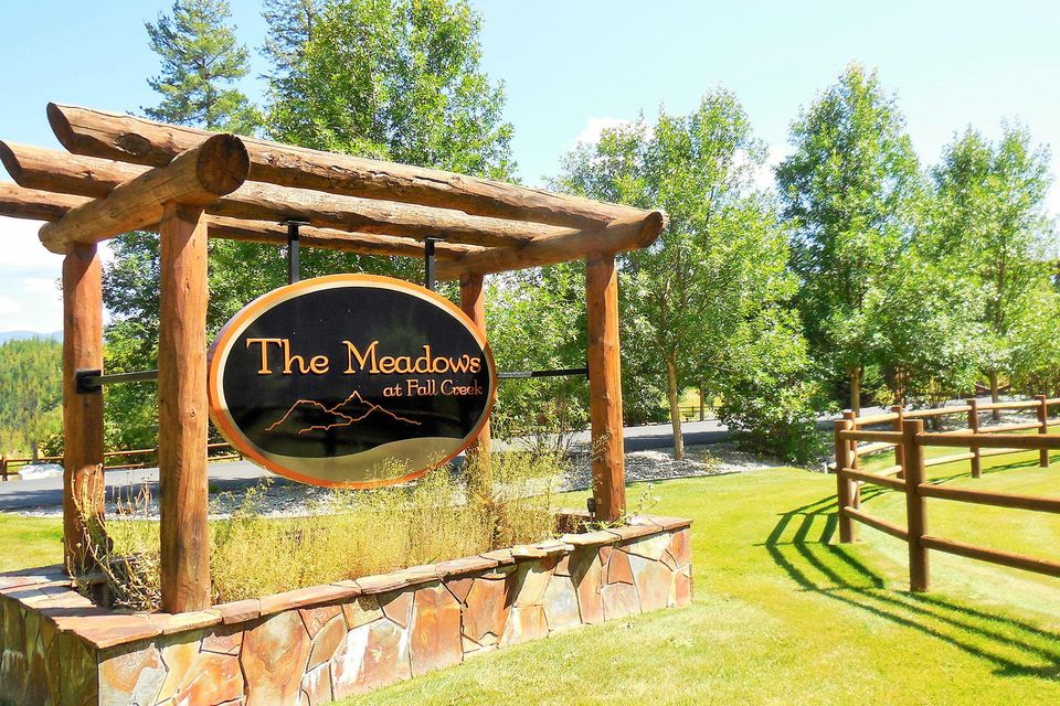 Lot4 Blk1 The Meadows at Fall Creek, Bonners Ferry, ID 83805