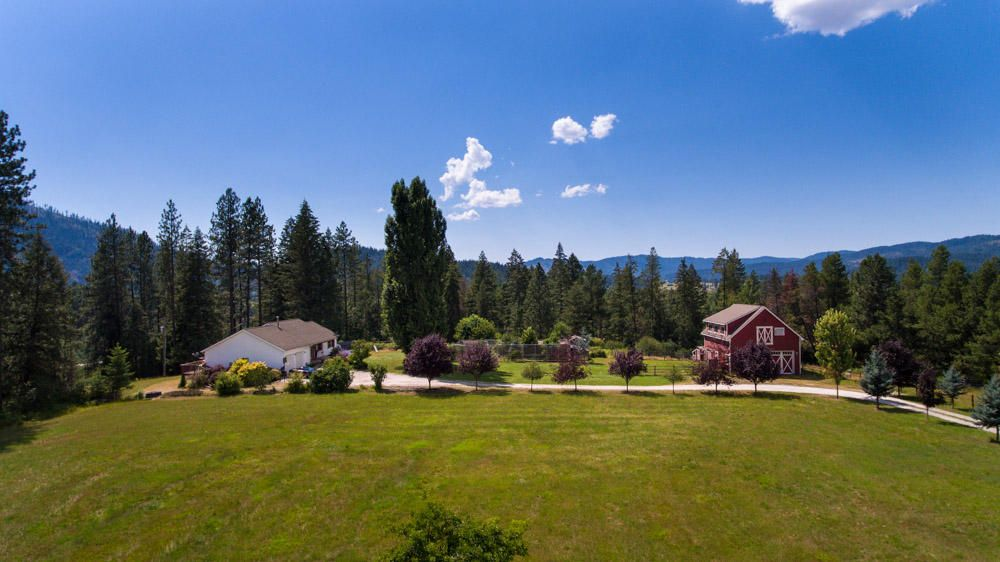 Single Family Home for Sale at 14213 S TAMARACK RIDGE Road 14213 S TAMARACK RIDGE Road Cataldo, Idaho 83810 United States