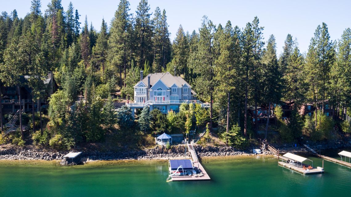 Single Family Home for Sale at 5461 E HAYDEN LAKE Road 5461 E HAYDEN LAKE Road Hayden, Idaho 83835 United States