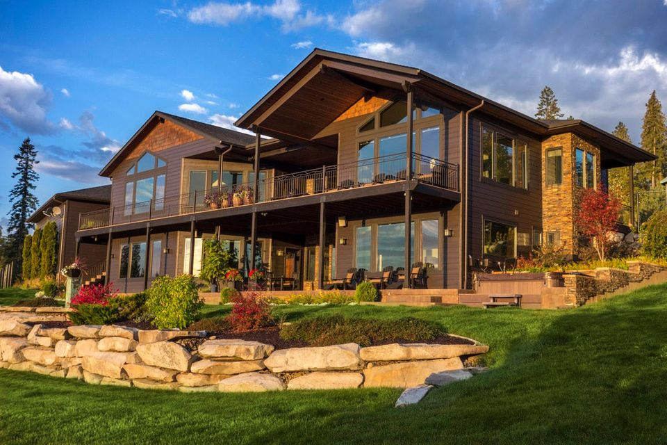 Single Family Home for Sale at 367 Ravenwood Lane 367 Ravenwood Lane Sandpoint, Idaho 83864 United States