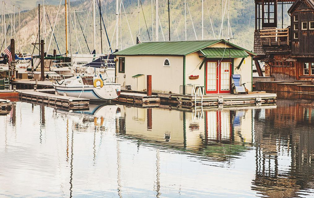 34179 N Scenic Bay A Dock #7, Bayview, ID 83803