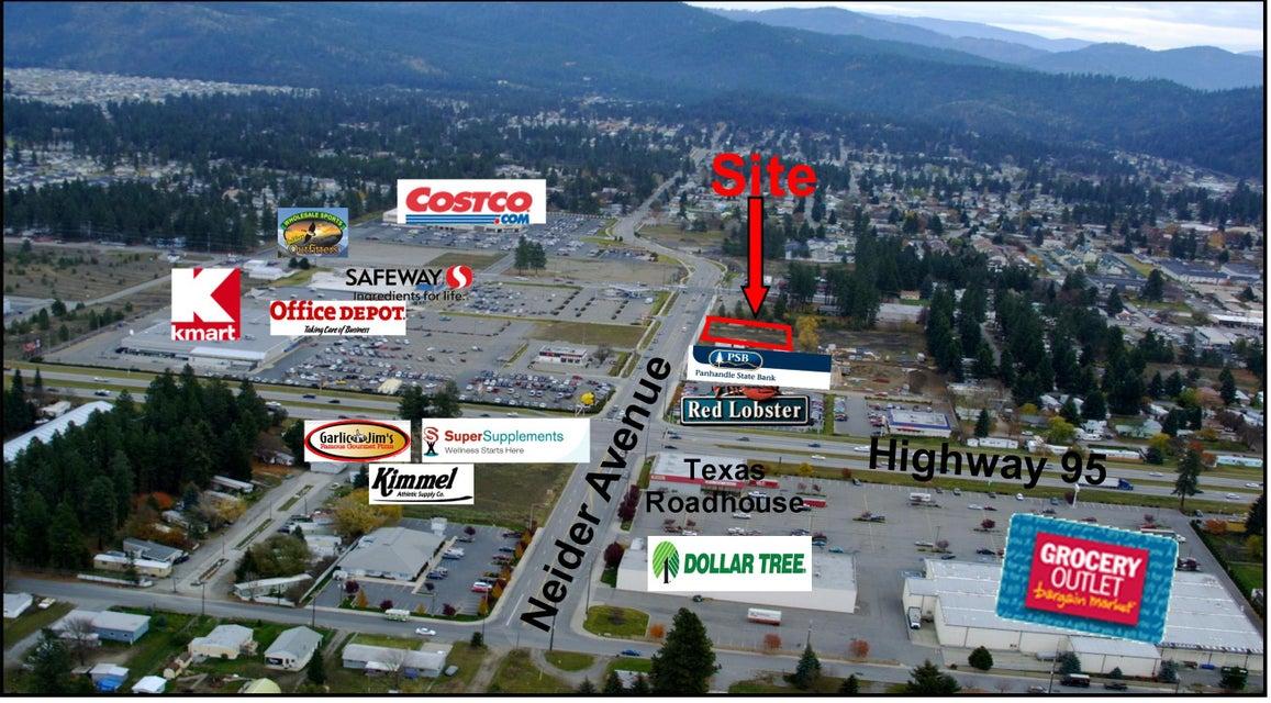 Land for Sale at 200 W Neider Avenue 200 W Neider Avenue Coeur D Alene, Idaho 83815 United States