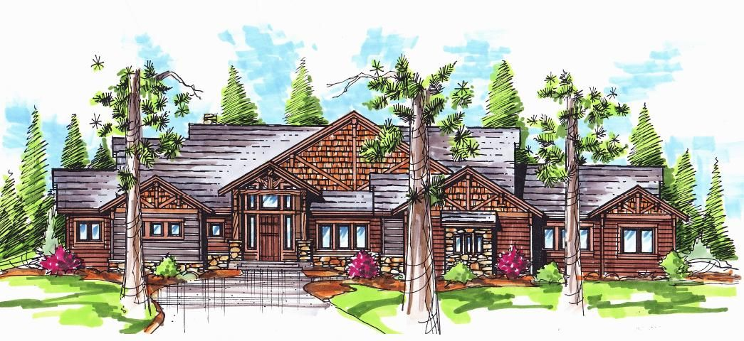 Single Family Home for Sale at L38 The Falls at Hayden Lake L38 The Falls at Hayden Lake Hayden Lake, Idaho 83835 United States
