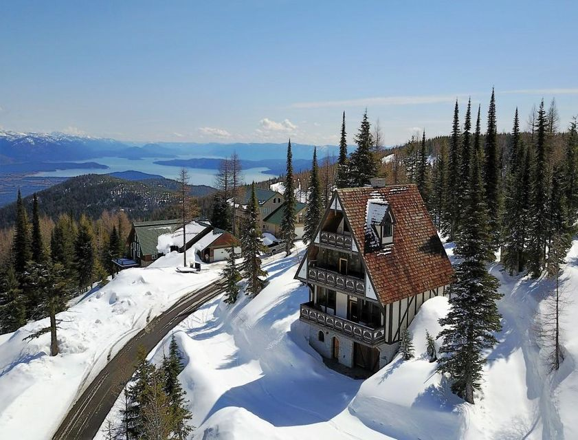 Single Family Home for Sale at 982 Mogul Hill Road 982 Mogul Hill Road Sandpoint, Idaho 83864 United States