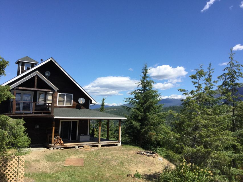 Single Family Home for Sale at nna Two Tail nna Two Tail Bonners Ferry, Idaho 83805 United States