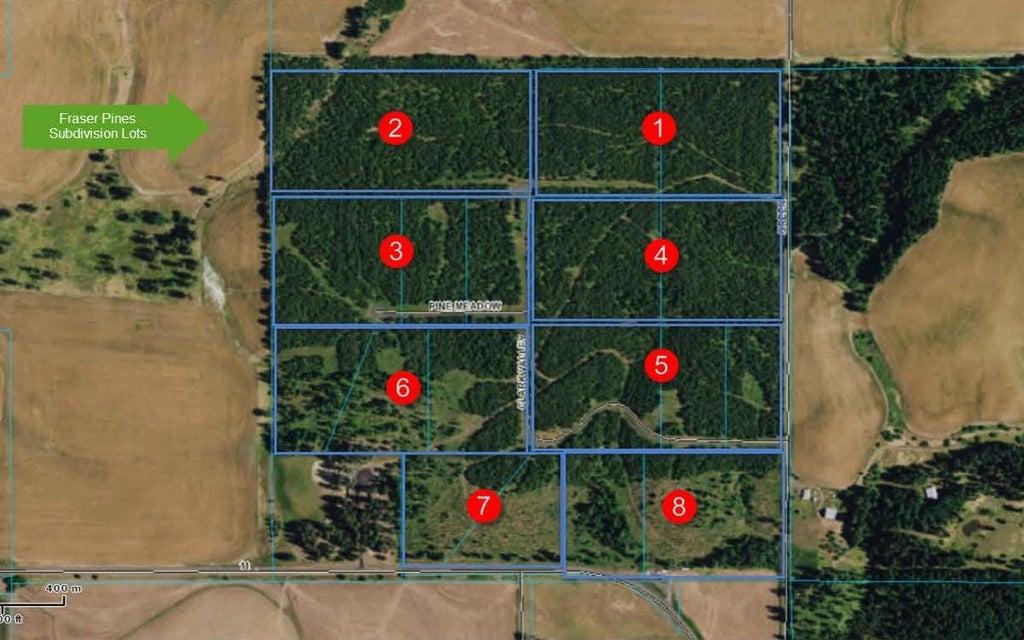 Land for Sale at NKA State Hwy. 11 & Green Road NKA State Hwy. 11 & Green Road Weippe, Idaho 83553 United States