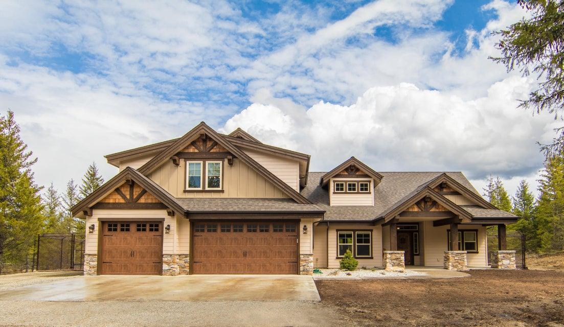 Single Family Home for Sale at 32421 N RIFFLE Road 32421 N RIFFLE Road Spirit Lake, Idaho 83869 United States