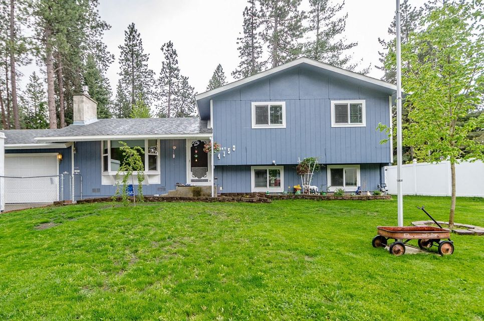 4150 E EVERGREEN DR, Post Falls, ID 83854