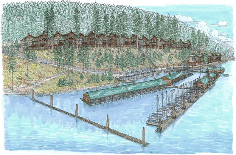 Condominium for Sale at Mt. Eagan Loop Mt. Eagan Loop Bayview, Idaho 83803 United States