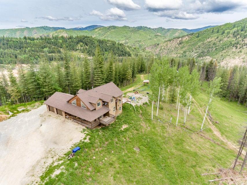 Single Family Home for Sale at 776 Polaris Peak Road 776 Polaris Peak Road Osburn, Idaho 83849 United States