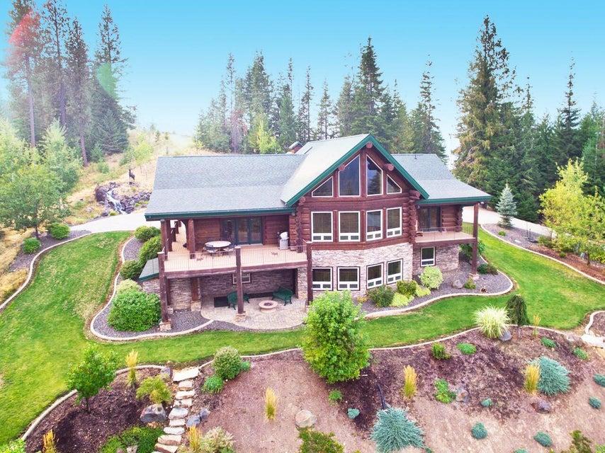 Single Family Home for Sale at 122 Makridge Lane 122 Makridge Lane Kingston, Idaho 83839 United States