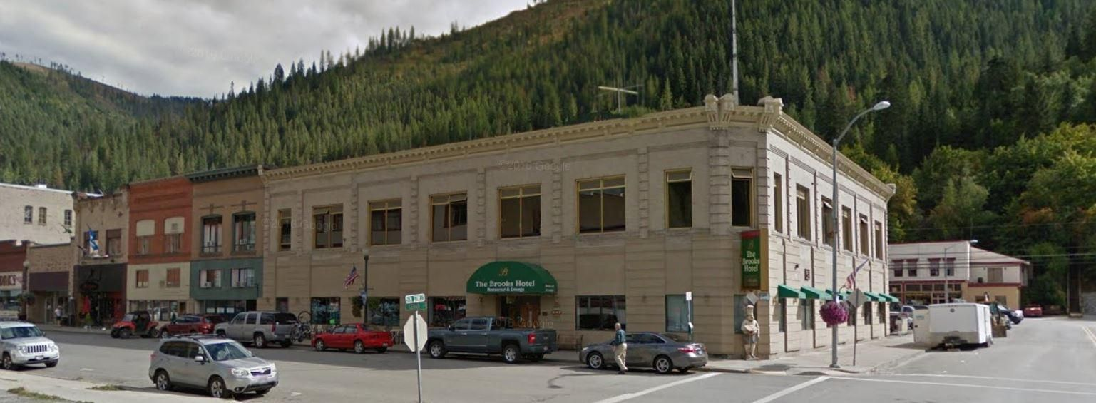 Commercial for Sale at 500 Cedar 500 Cedar Wallace, Idaho 83873 United States