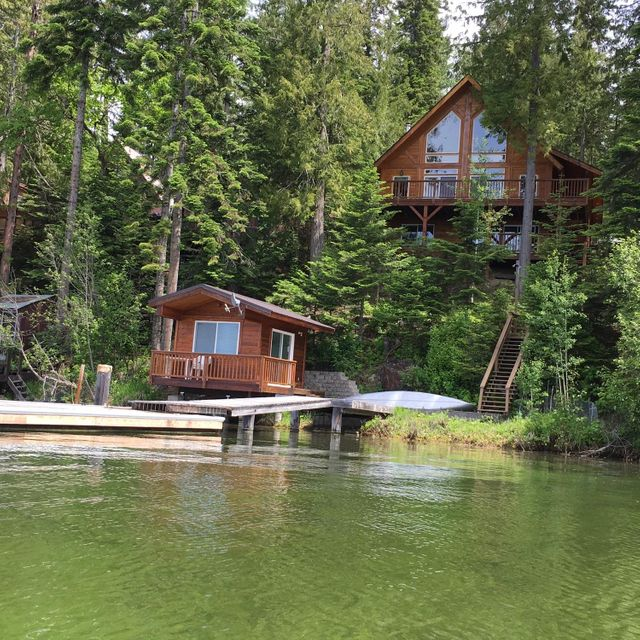 Single Family Home for Sale at 172 Sherwood beach loop 172 Sherwood beach loop Coolin, Idaho 83821 United States