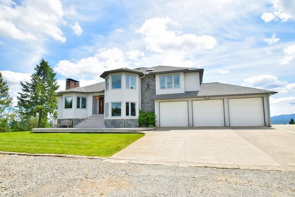 Single Family Home for Sale at 14711 N FREDDI Road 14711 N FREDDI Road Rathdrum, Idaho 83858 United States