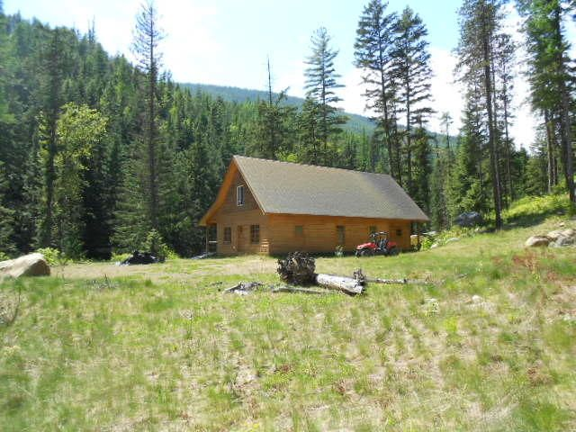 Single Family Home for Sale at NKA Lions Den NKA Lions Den Bonners Ferry, Idaho 83805 United States