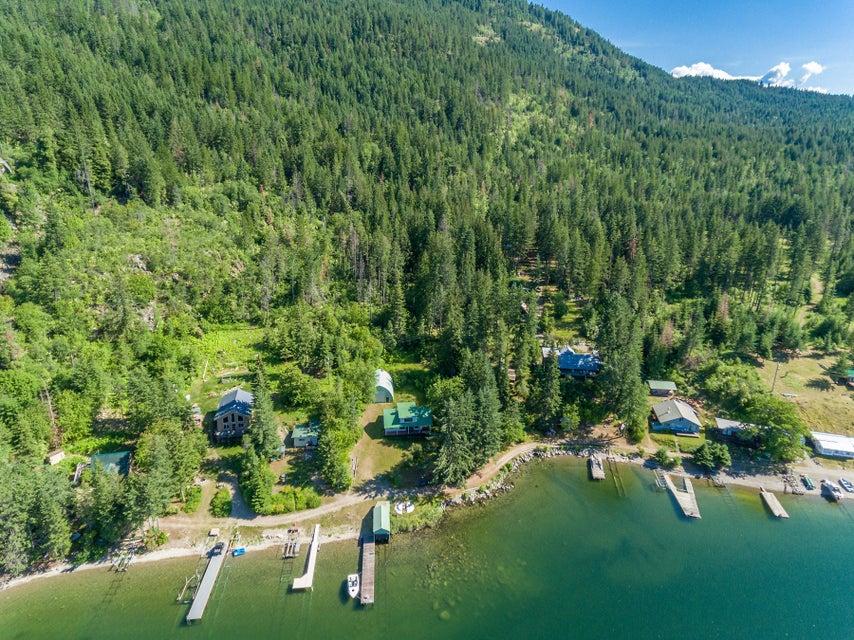 Single Family Home for Sale at 131 Kilroy Beach 131 Kilroy Beach Bayview, Idaho 83803 United States