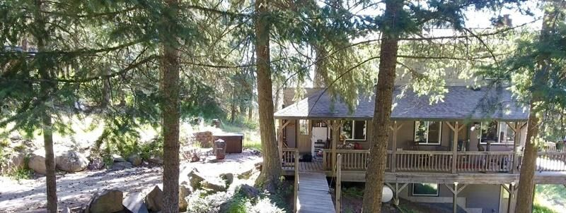 Single Family Home for Sale at 21255 E KILLARNEY LAKE Road 21255 E KILLARNEY LAKE Road Cataldo, Idaho 83810 United States