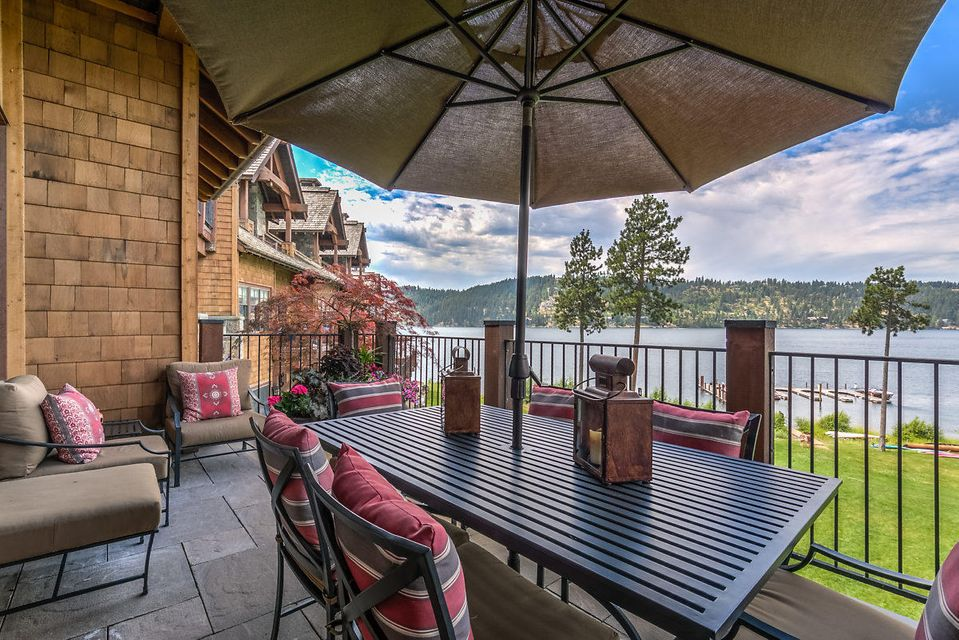 Condominium for Sale at 4757 S ARROW POINT Drive 4757 S ARROW POINT Drive Harrison, Idaho 83833 United States