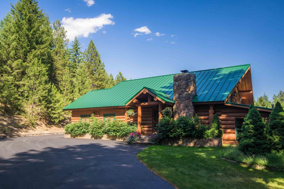 Single Family Home for Sale at 815 Rocky Mountain Ranch 815 Rocky Mountain Ranch Spirit Lake, Idaho 83869 United States