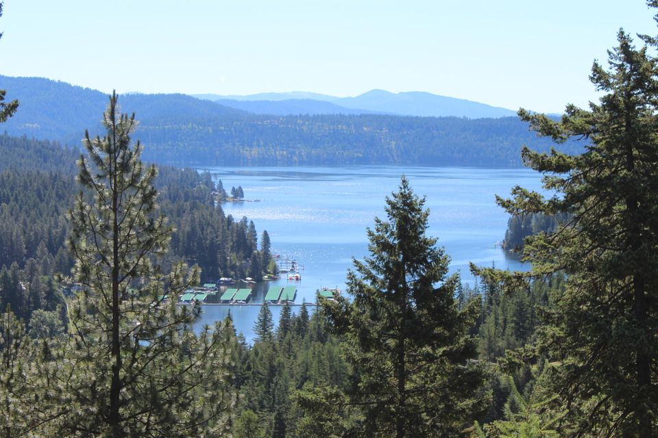 Land for Sale at NKA Vogel Road NKA Vogel Road Worley, Idaho 83876 United States