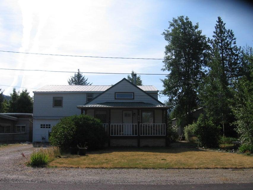 Single Family Home for Sale at 315 N. Fourth Street 315 N. Fourth Street Osburn, Idaho 83849 United States
