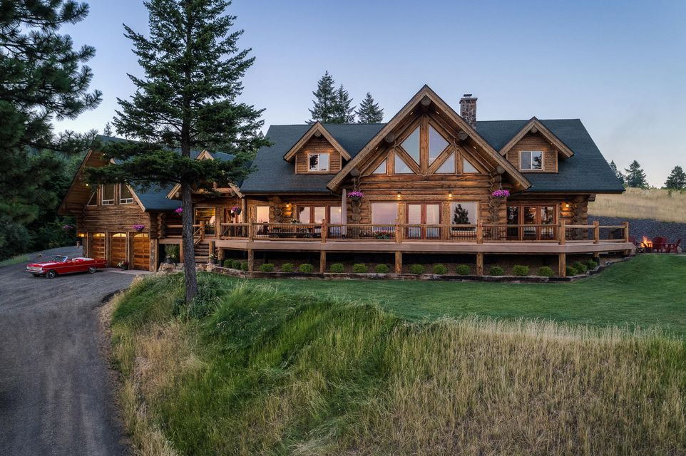 Single Family Home for Sale at 17442 S Painted Rose Road 17442 S Painted Rose Road Worley, Idaho 83876 United States