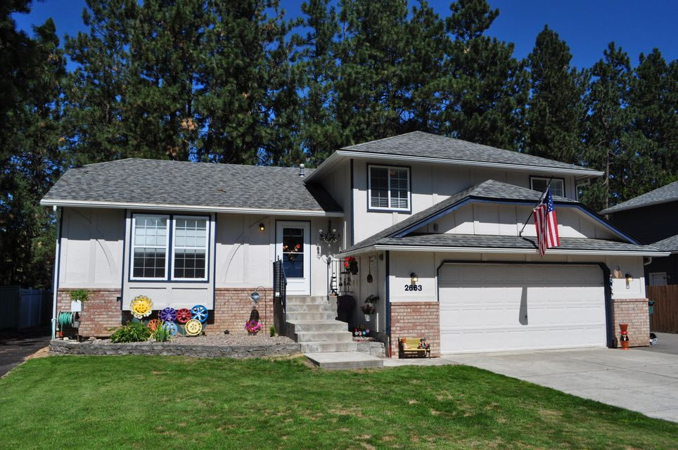 2663 E BLACK FOREST AVE, Post Falls, ID 83854