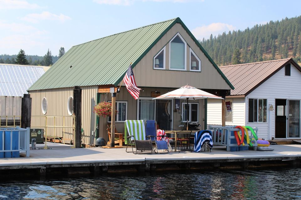 16915 E BOILEAUS G DOCK, Bayview, ID 83803