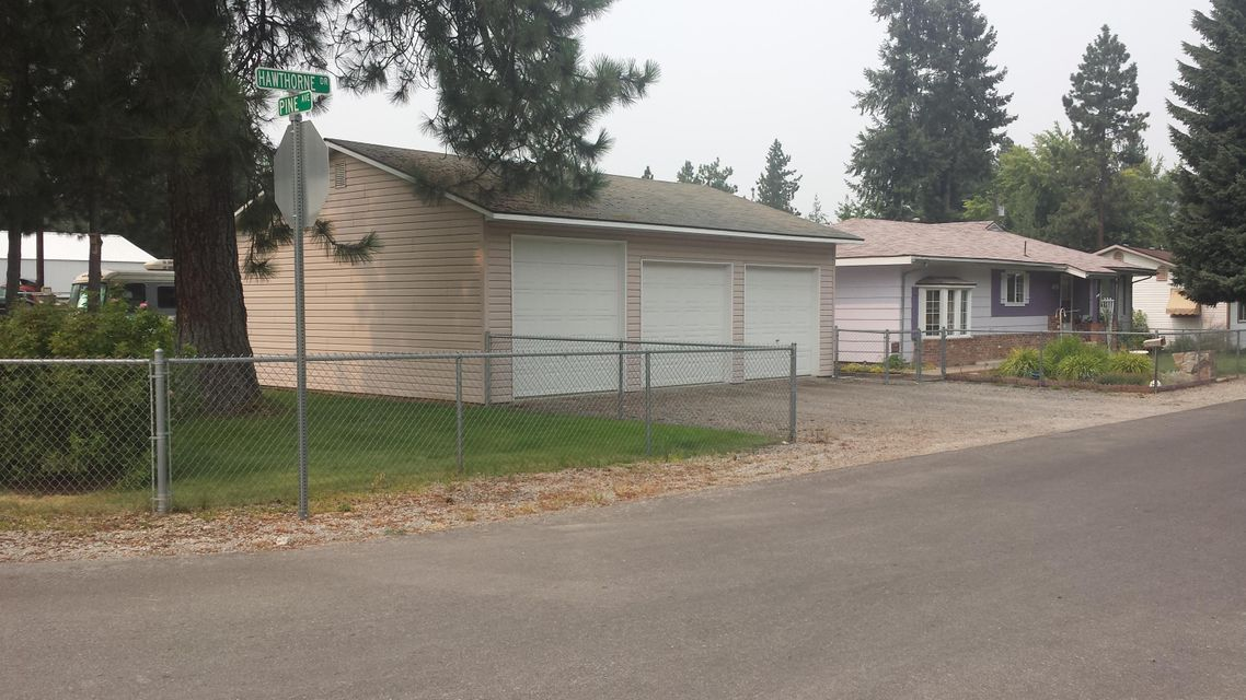 Single Family Home for Sale at 408 Hawthorne 408 Hawthorne Pinehurst, Idaho 83850 United States