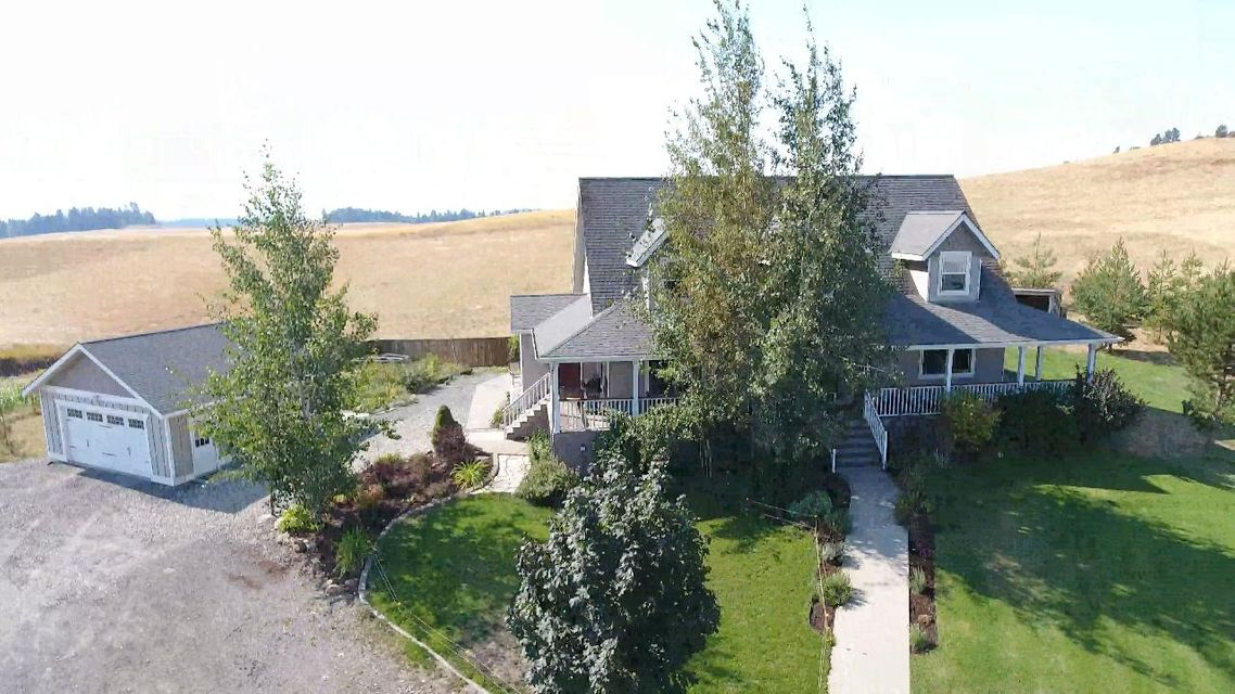 Single Family Home for Sale at 25233 S Weller Road 25233 S Weller Road Worley, Idaho 83876 United States