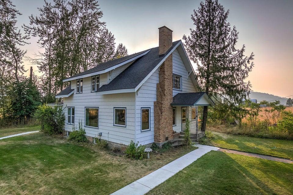 Single Family Home for Sale at 470 Rusho Lane 470 Rusho Lane Blanchard, Idaho 83804 United States