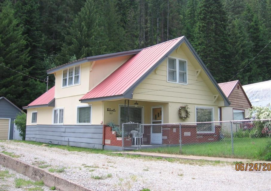 Single Family Home for Sale at 327 Second Street 327 Second Street Mullan, Idaho 83846 United States