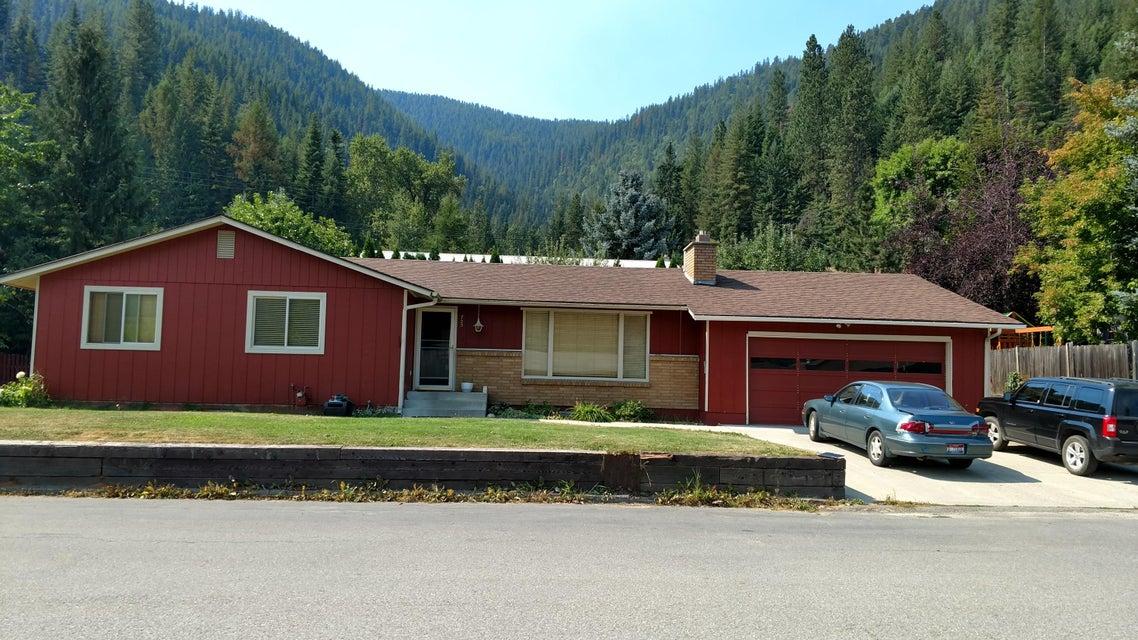 Single Family Home for Sale at 723 E Larch Avenue 723 E Larch Avenue Osburn, Idaho 83849 United States