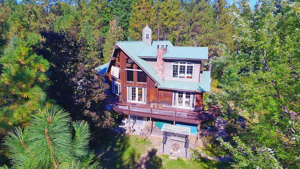 Single Family Home for Sale at 118 S Diamond Heights Road 118 S Diamond Heights Road Oldtown, Idaho 83822 United States