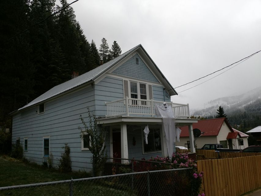 Single Family Home for Sale at 320 SECOND Street 320 SECOND Street Mullan, Idaho 83846 United States