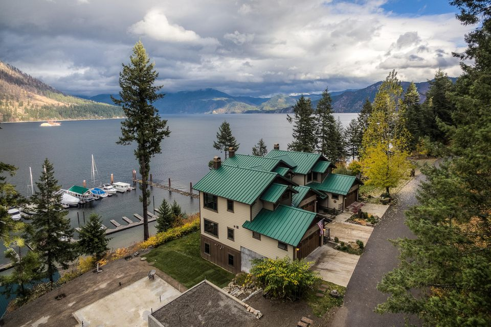 Condominium for Sale at 18020 E MT EAGEN LOOP 18020 E MT EAGEN LOOP Bayview, Idaho 83803 United States